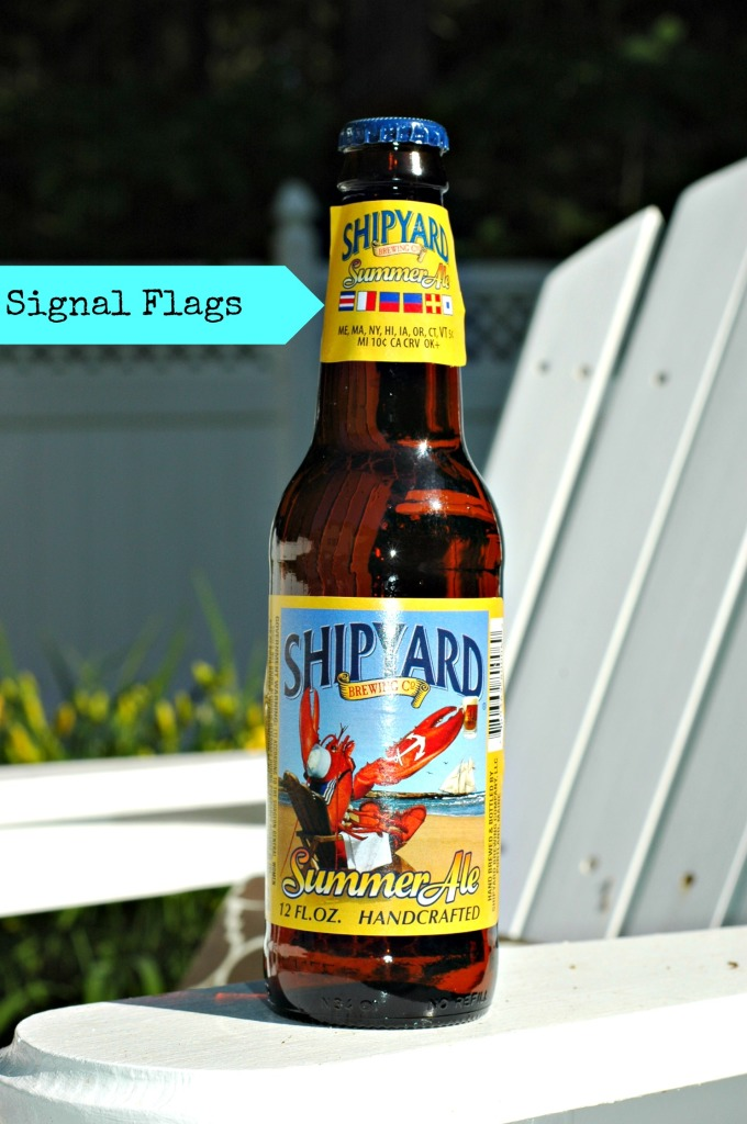 Shipyard Summer Ale Bottle