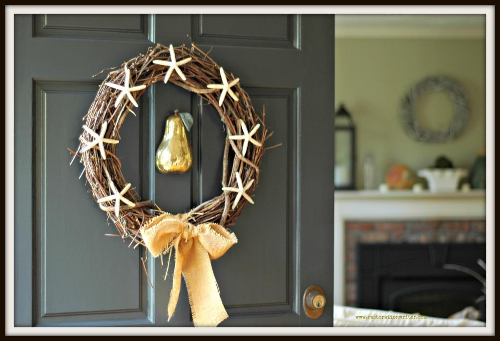 Front Door Summer DIY Wreath