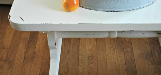 How to use coconut oil to distress furniture