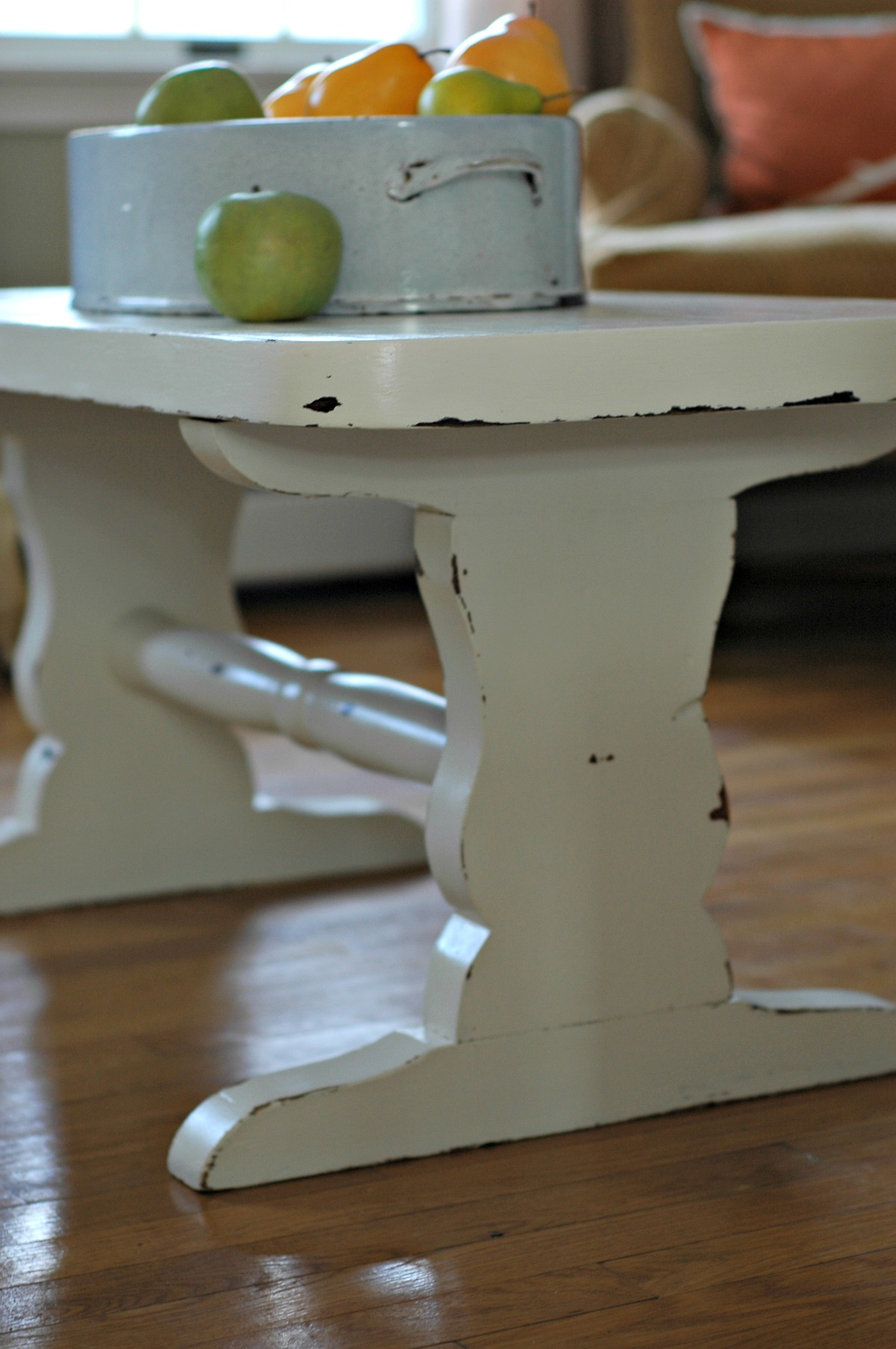 How to Distress Furniture with Coconut Oil Restoration Writer