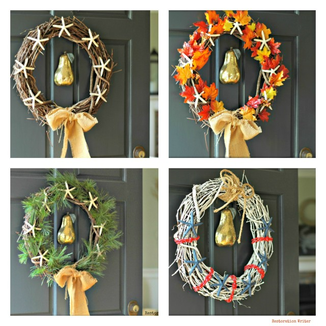 One Wreath for All Seasons